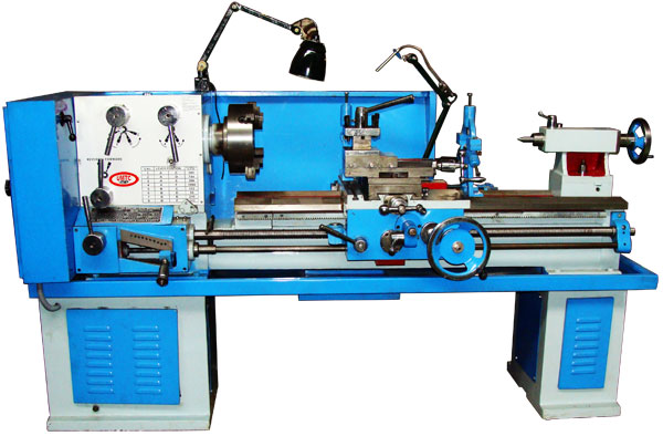 All Geared Lathe Machine for Tool Room